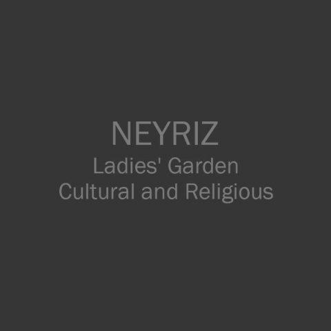 La ville de jardin Neyriz Lady