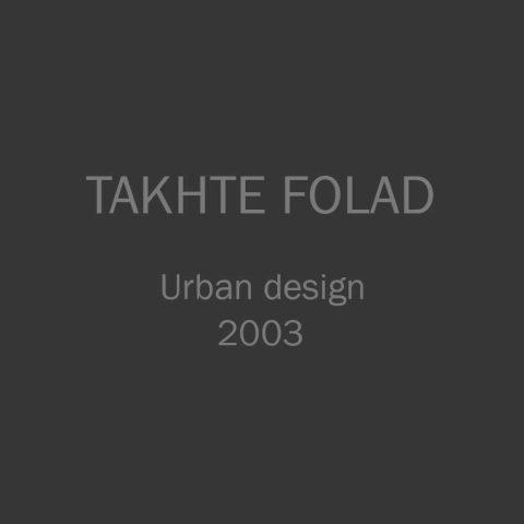 2003 . Centre de service regional Takhte Folad